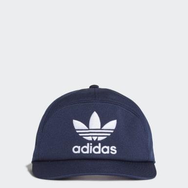Human Made Ball Caps Blå
