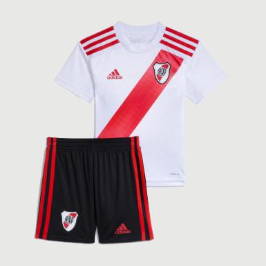 Minikit Uniforme Titular River Plate
