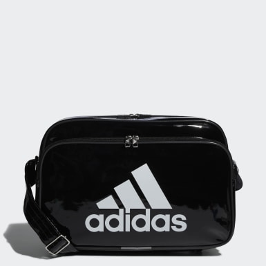 Training Black Enamel Bag