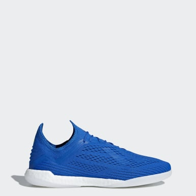 Men Football Blue X Tango 18.1 Trainers