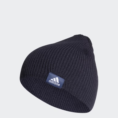 Running Blue Performance Beanie