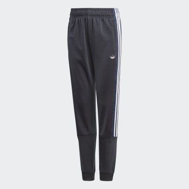 Kids Originals Grey BX-20 Tracksuit Bottoms