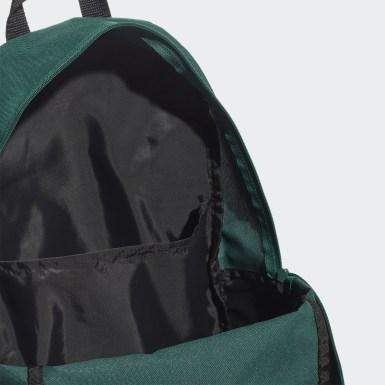 зеленый Рюкзак Classic 3-Stripes