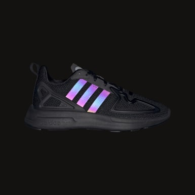 Youth Originals Black ZX 2K Flux Shoes