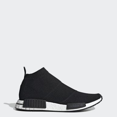 Sapatos NMD_CS1 Primeknit Preto Mulher Originals
