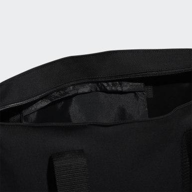 ผู้หญิง Sport Inspired สีดำ กระเป๋าหิ้ว Classic
