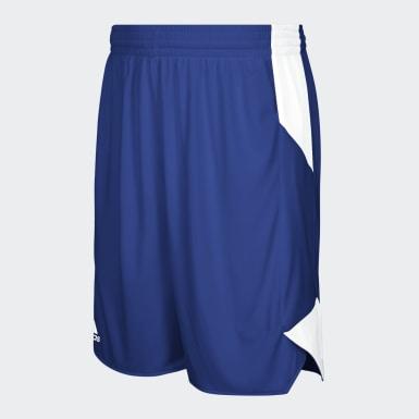 Short Crazy Explosive Blu Uomo Basket