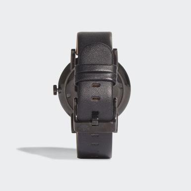 Zegarek DISTRICT_L1 Czerń