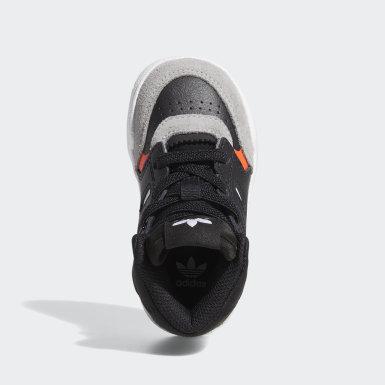 черный Высокие кроссовки Drop Step
