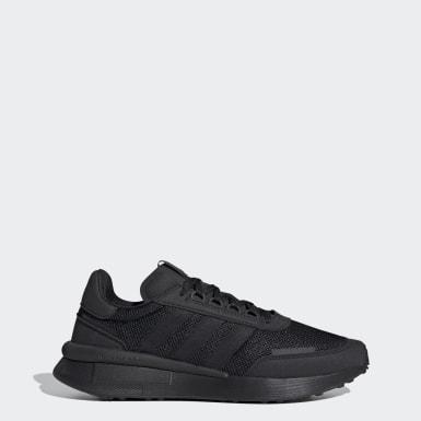 Erkek Originals Siyah Retroset Ayakkabı