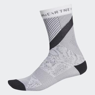 Women's adidas by Stella McCartney Black Crew Socks