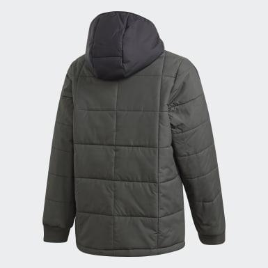зеленый Куртка Midweight
