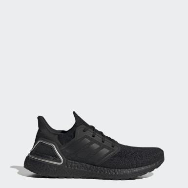 Erkek Koşu Black Ultraboost 20 Ayakkabı