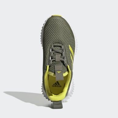 Kids Running Green FortaRun Shoes