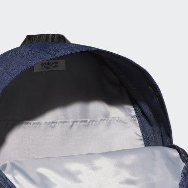 Mochila Moderna Premium Essentials (UNISEX) Azul Originals