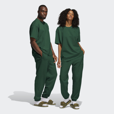 Calça Pharrell Williams Basics (UNISEX) Verde Originals
