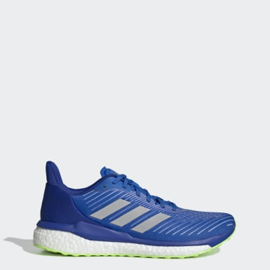 Sapatos SolarDrive 19 Azul Homem Running