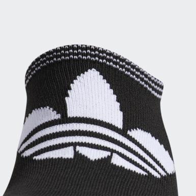 Socquettes invisibles Trefoil Superlite Super-No-Show (6 paires) noir Femmes Originals