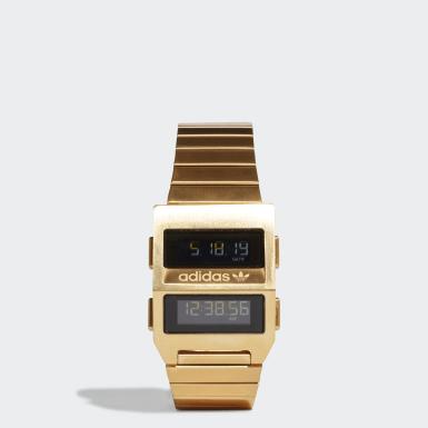 Originals Archive_M3 Uhr Gold