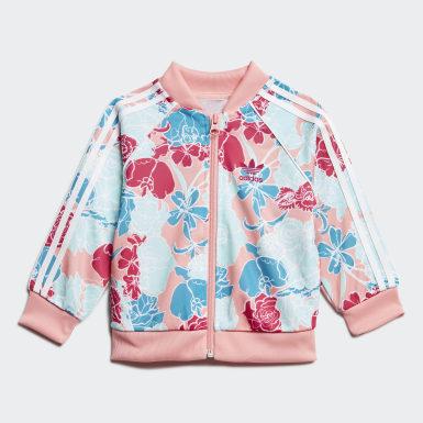 Tuta SST Rosa Bambini Originals