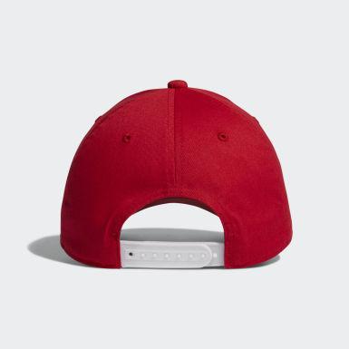 Daily Caps Rød