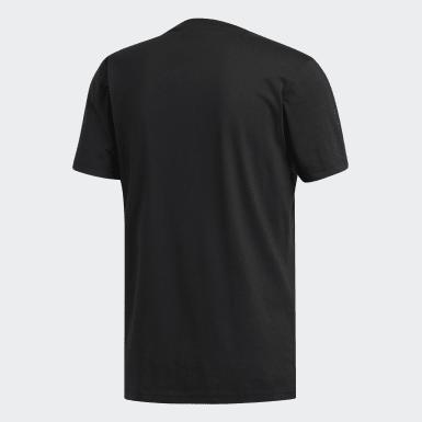 Camiseta Repetition Preto Homem Originals