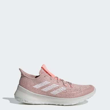 Women Running Pink Sensebounce+ SUMMER.RDY Shoes