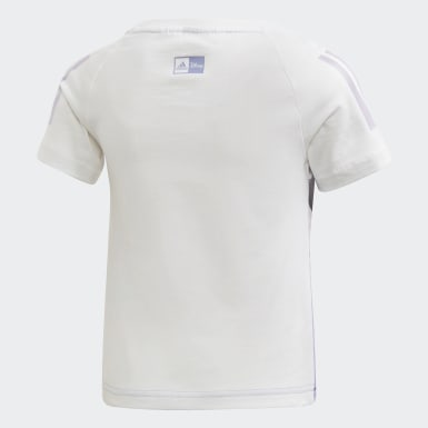 Playera Frozen 2 Blanco Niña Training