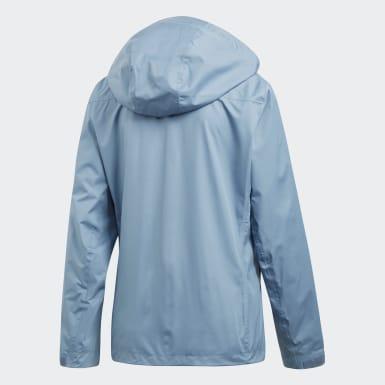 Women's Lifestyle Blue Wandertag Jacket
