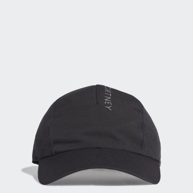 Women adidas by Stella McCartney Black Running Cap
