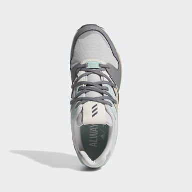 Golf Grey Adicross ZX Spikeless Shoes