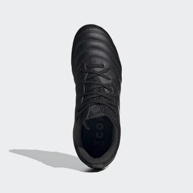 Chaussure Copa 20.3 Terrain souple Noir Enfants Football