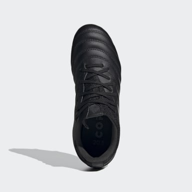Barn Fotboll Svart Copa 20.3 Firm Ground Boots