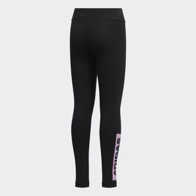 Mallas Style Comfort Negro Niña Training