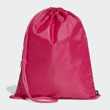 Trénink růžová Taška Gym