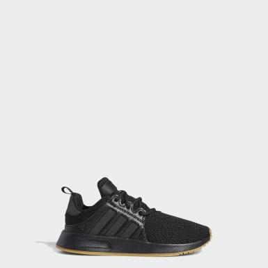 Children Originals Black X_PLR Shoes