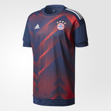 Jersey Prepartido de Local FC Bayern Múnich Original
