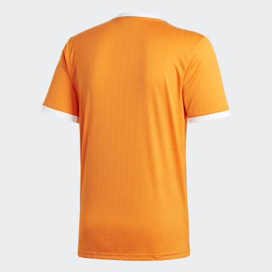 Men Football Orange Tabela 18 Jersey