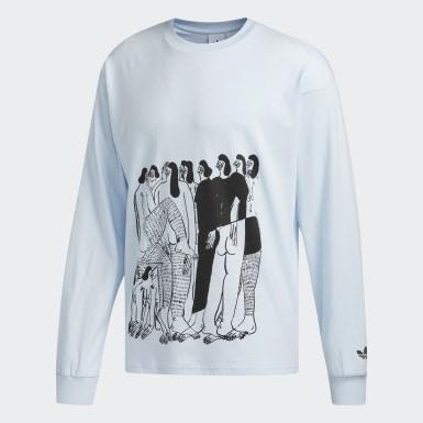 Originals Unity Shirt – Genderneutral Blau