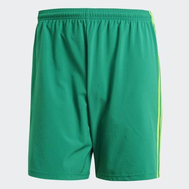 Pantalón corto Condivo 18 Verde Hombre Fútbol