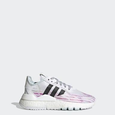 Kinder Originals Nite Jogger Schuh Weiß