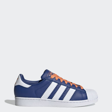 Originals Blue Superstar Shoes