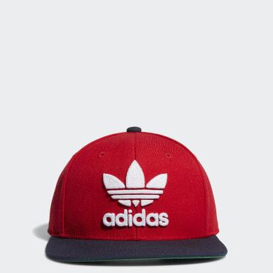 Trefoil Chain Snapback Hat
