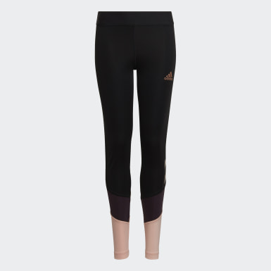 Kids Training Black The Future Today AEROREADY Leggings