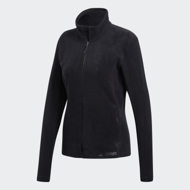 Women TERREX Black Tivid Jacket