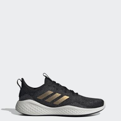 Kadın Koşu Siyah Fluidflow Ayakkabı