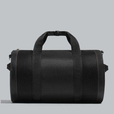 Originals Svart Logo Duffel Bag