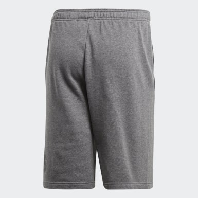 Shorts Essentials Chelsea Gris Hombre Athletics