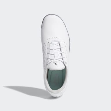Dames Golf wit Adipure SC Schoenen