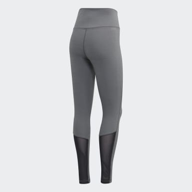 Calzas Design 2 Move High-Rise Logo Negro Mujer Training
